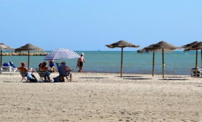 Santa Pola is a true beach paradise